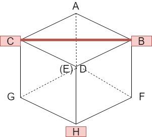 立方体の切断1-1