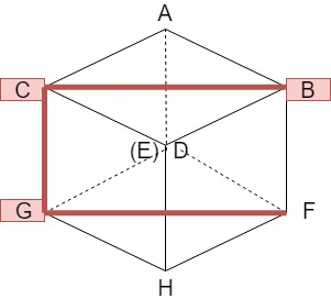 立方体の切断2-2
