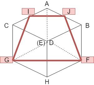 立方体の切断3-3